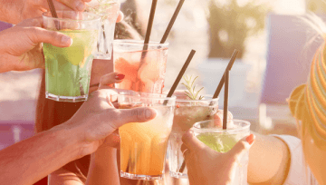 Summer cocktails to have at your next event