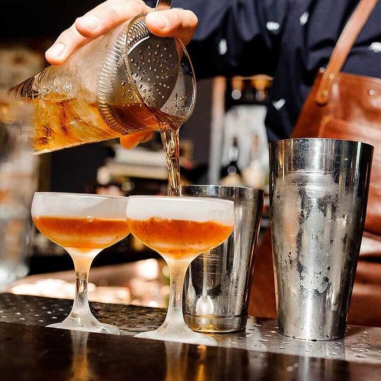 hen party bartenders